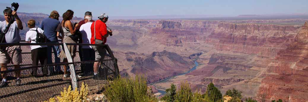 Grand Canyon: 415 Millionen Dollar Umsatz in 2010