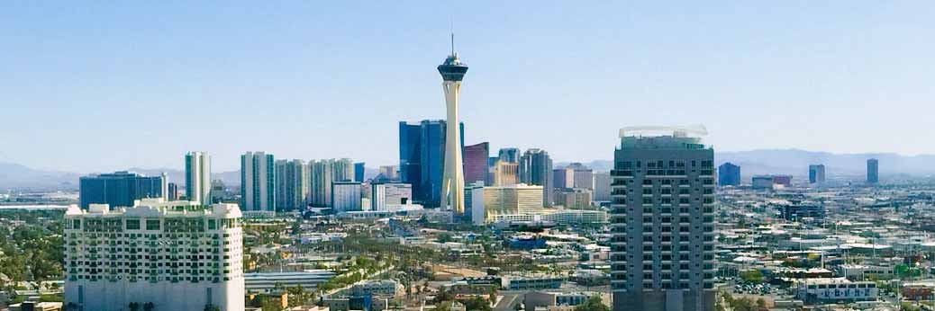 Las Vegas: Stratosphere Tower bald mit SkyJump Thrill