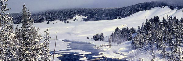 Yellowstone: Wintersaison beginnt