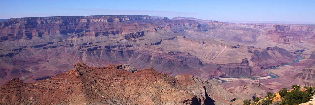 Grand Canyon: Mather Point für Autos gesperrt