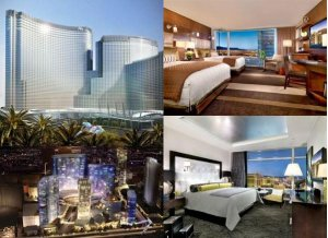 Das neue Aria Resort and Casino im CityCenter